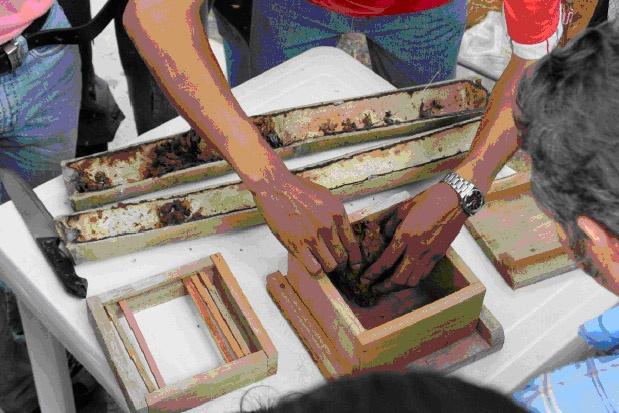 Vorstellung Bienenkästen