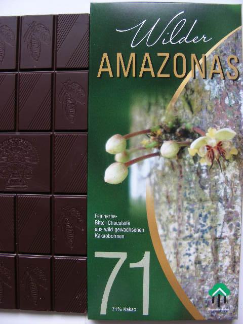 "Schokolate ""Wilder Amazonas"""
